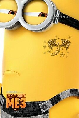 Despicable Me 3 Movie A1 plus 24x36 inches poster print version 12