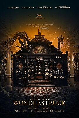 Wonderstruck the Movie A1 plus 24x36 inches poster print