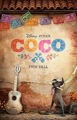 Coco The Movie A1 plus 24x36 inches poster print