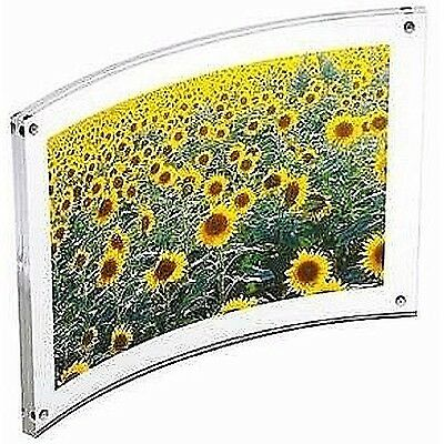 Canetti Curved Magnet Frame by Canetti-8x10 inch