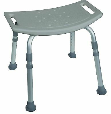 Drive Medical Bath Bench Bath Shower Seat - Capacity 400lbs