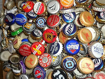 Lot of 1500 Beer Bottle Caps Crowns Domestic and Craft Beers Pittsburgh REGION