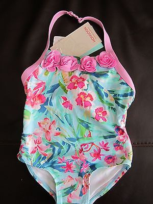 Monsoon Baby Girl Swimsuit, Size: 12-18 Months