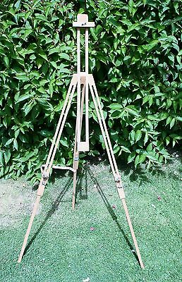 Vintage Wooden Artists Easel