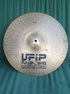 Piatto UFIP Rough Series Crash 16""