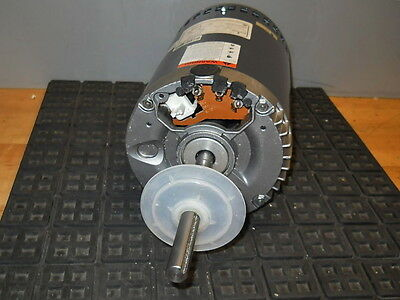 Emerson P63SYDN 1 Hp Hvac Motor 230 - 460V 3 Phase 1140 Rpm