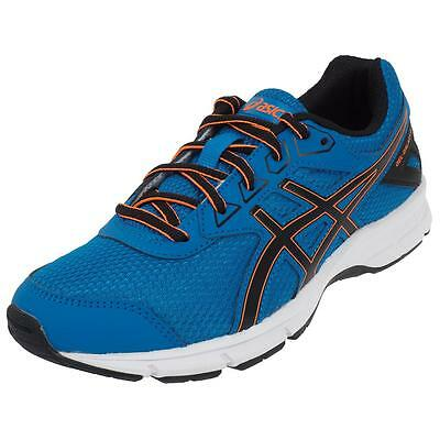 Chaussures running Asics Galaxy 9 gel blue run jr Bleu 59534 - Neuf