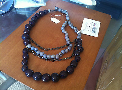 Seed Necklace - Andean Collection - John Lewis Rrp£50 - Free P&p