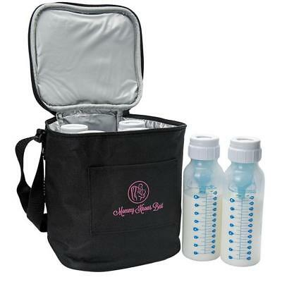Extra Tall Breast Milk Baby Bottle Cooler Bag For Insulated Breastmilk Storage w