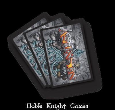 Legion Events Card Sleeves Standard CCG Size - Ascension (10 Packs of 50) MINT