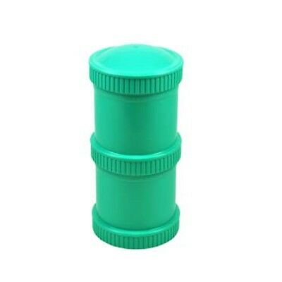 Re-Play Double Snack Stack, Aqua - 80402