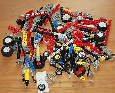 Lego Technic, Technical parts and pieces - Lot 1