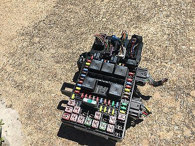 2003-2006 Expedition Navigator Fuse Box Power Distribution 4L1T-14A067-AD