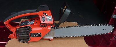 "Homelite Usa Made 200 Classic Chainsaw 16"" Bar Chain Brake Auto Oiling"