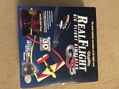 Realflight Simulator 3.5 With Upgrade On A Disc