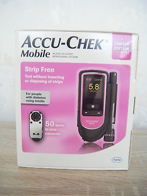 Accu-Chek Mobile Monitoring System ~ Bn And Sealed!