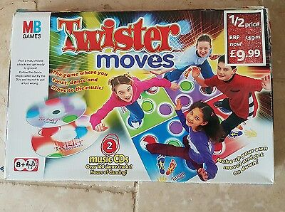 Twister Moves Dance Game