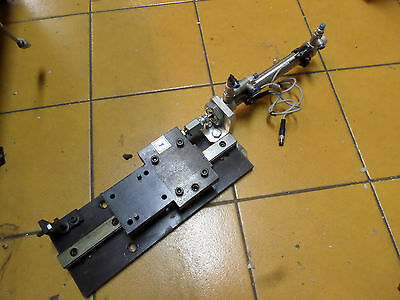 LINEAR ACTUATOR with FESTO CYLINDER + THK LINEAR BEARING 125 Stroke QUALITY ITEM