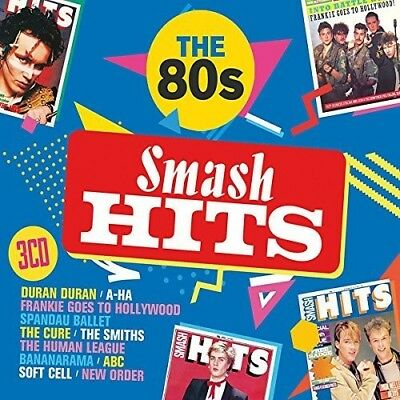 Various Artists - Smash Hits The 80S / Various [New CD] UK - Import