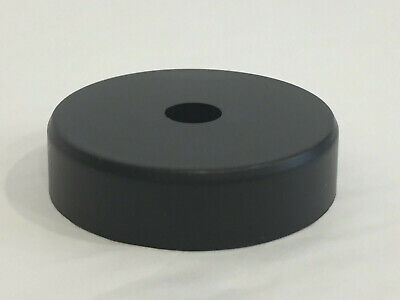 Classic Black 45 RPM Turntable Adapter