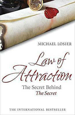 Law of Attraction by Michael Losier | Paperback Book | 9780340961414 | NEW