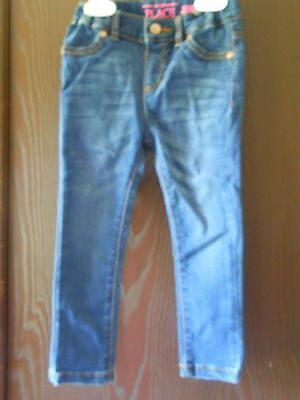 Toddler Girls Children's Place Blue Jean Jeggings Size 3T
