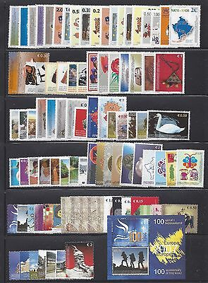 Kosovo 1-92 + 8 M/s, S/s Mnh U.n. Administration Complete Incl Rare Boy Scout Ss