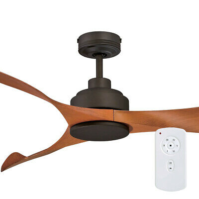 """NEW Mercator Eagle DC 56"""" Modern Ceiling Fan with Remote Control - FC360143"""