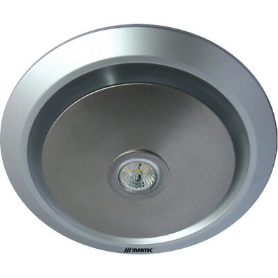 NEW Martec Gyro Exhaust Fan with LED Light - MXFLG25