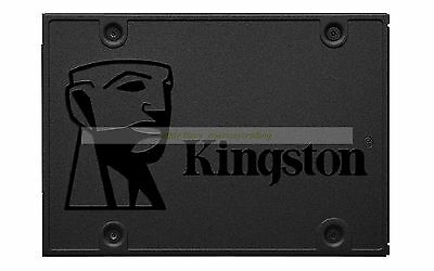 "Kingston SSD 480GB A400 2.5"" SATA III 500MB/sR 450MB/sW Solid State Drive New ct"