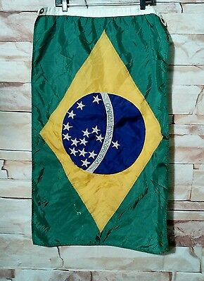 Brasilia Brazilian flag 2'x3 flags unlimited pride amazon