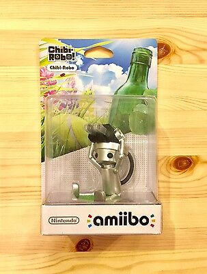 amiibo Chi-Robo for Nintendo 3DS, Wii U, Switch