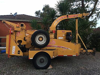 Rayco 16.5 Chipper 2009 Model.negotiable On Price.