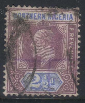 Northern Nigeria 1902 Crown Ca Sg13 Used Cat £11