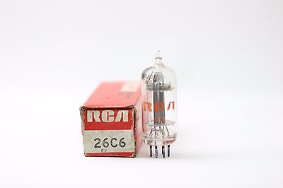 26C6 Tube. Mixed Brands. Nos / Nib. Rcb166