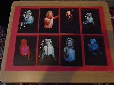 kim wilde tour photos 1982 set of 60 her first tour 6x4