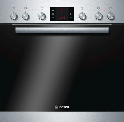 Bosch HEB73D150 Stainless steel - Built in oven