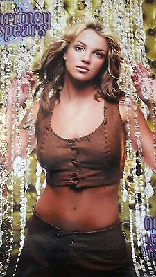 britney spears oops! i did it again tour programme