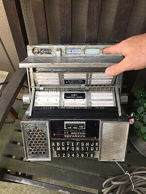 1964 Seeburg JC1 Wall Juke Box