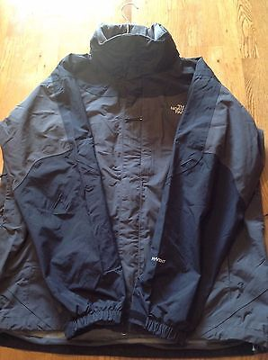 The North Face Triclimate Jacket men's Black/Grey size M