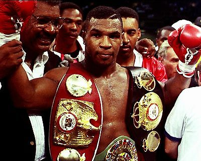 Mike Tyson 21 (Boxing) Photo Prints And Mugs