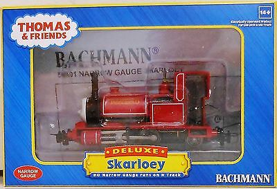 Bachmann - Thomas & Friends - 58601 - 'Skarloey' - New. (009/HOe Narrow Gauge)