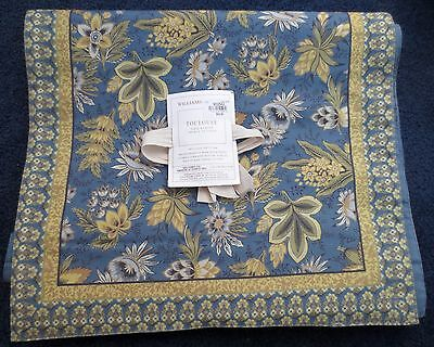 """NWT Williams-Sonoma Toulouse 16""""x108"""" Table Runner French Country NEW"""