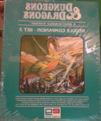 Dungeons & Dragons regole companion set 3