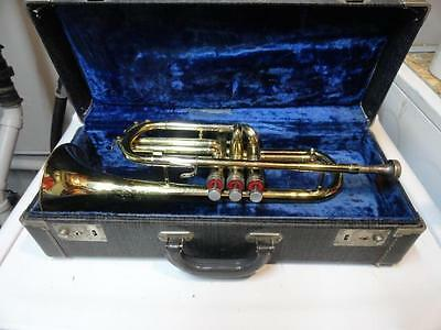 "Conn Director ""Shooting Star"" Trumpet with Case and Conn 4 Mouthpiece"