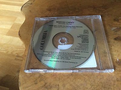 Mariah Carey - Thank Gold I Found You (Stargate Radio Edit) - 1trk PROMO ONLY CD