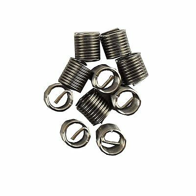"""5/16"""" x 24 UNF Imperial Tap Repair Cutter Kit Helicoil Damaged Threads 14pc Kit"""