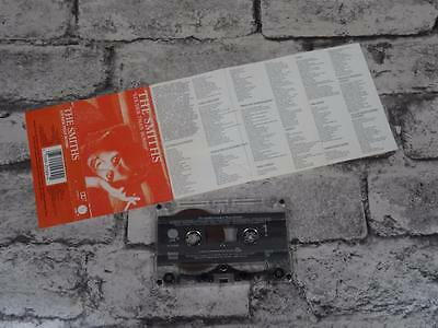 THE SMITHS - Louder Than Bombs / Cassette Album Tape / 2203