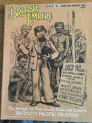 THE BRITISH EMPIRE Magazine - 1970s Publication - Issue 84 Pacific Islands