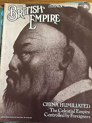 THE BRITISH EMPIRE Magazine - 1970s Publication - Issue 51 China Humiliated
